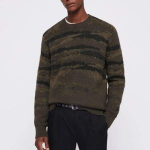 Men's Ture Crew Knit by AllSaints sz XS